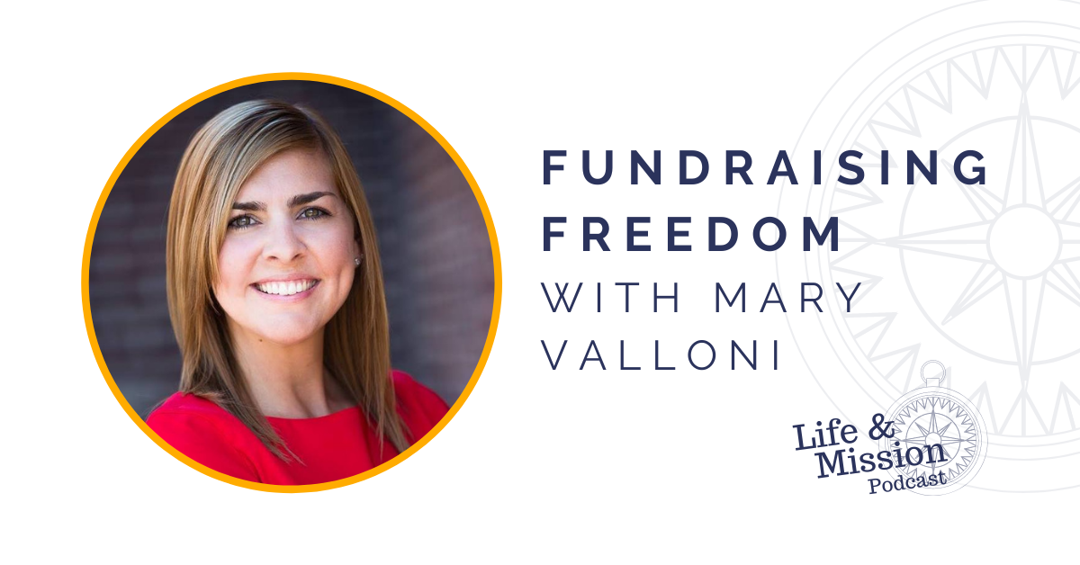 Mary Valloni Interview